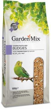 Garden Mix Platin Seri Muhabbet Kuşu Yemi 1 Kg (5 Adet)
