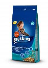 Brekkies Mix Fish Yetişkin Kedi Maması 1.5 Kg