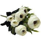 çiçek El Buketi Şakayık Modeli Krem P1 240 Ar1521