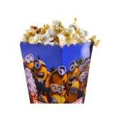 Minion Rush Popcorn Kutusu