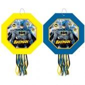 Pinyata Batman Temalı Çubuklu