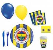 8 Kişilik Fenerbahçe Parti Seti