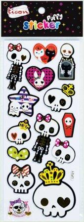 Ticon 138017 Sticker Puffy Tps 6
