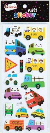 Ticon 138022 Sticker Puffy Tps 9