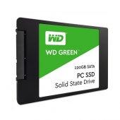 Wd Green 3d 2.5 120gb Ssd Sata3 545 Mb S Wds120g2g0a