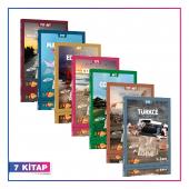 Sınav Yayınları Tyt Ayt Sözel 24 Adımda Özel Konu Anlatımlı Soru Bankası Kazandıran Set