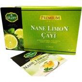 Akzer Nane Limon Çayı 20 Adet