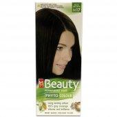 Mm Beauty Colour Sense Bitkisel Saç Boyası (M17 Ko...