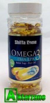 Shiffa Home Omega 3 Balık Yağı 1000 Mg X 100 Kapsü...