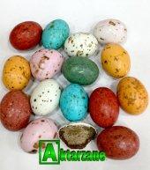 Yumurta Draje Çikolata Renkli 250gr.