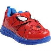 Spiderman Erkek Çocuk Spor Ayakkabı 92163 No 25