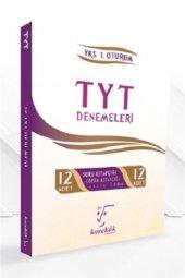 Tyt 12 Li Denemeleri Karekök Yayınları