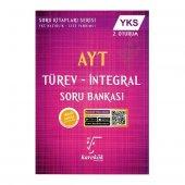 Ayt Türev İntegral Soru Bankası Karekök Yayınları