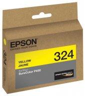 Epson T3244 C13t32444010 Sarı Orjinal Kartuş