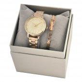 Ferrucci Fc12711m.05 Kadın Kol Saati Bileklik Takı Seti