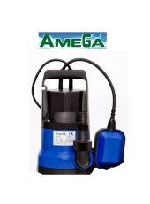 Amega Plastik Gövdeli Dalgıç Pompa