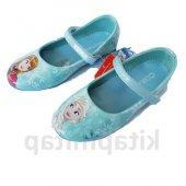 Frozen Kız Çocuk Babet Ayakkabı 92341 No 27