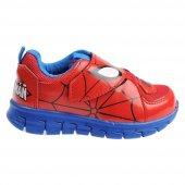 Spiderman Erkek Çocuk Spor Ayakkabı 92163 No 27