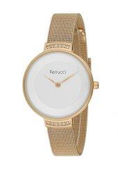 Ferrucci Fc12439h.02 Hasır Kordonlu Kadın Kol Saati