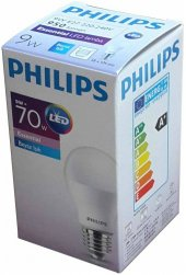 Philips Essential Led Ampul 9w (70w) E27 Duy Beyaz...