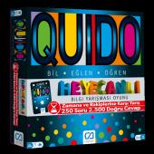 Quıdo Heyecanlı Bilgi Yarışması Oyunu Quido