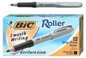 Bic Grip Roller Kalem 0.7 12li Mavi Pilot Kalem Roller Uç