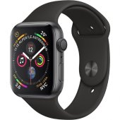 Apple Watch Mu6d2tu A Seri 4 44mm Gps Uzay Grisi Alüminyum Kasa V