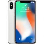 Apple İphone X 256 Gb Silver (Apple Türkiye Garantili)