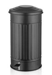 çöp Kovası Orta Siyah