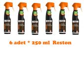 Reston Eco Spray 250 Ml Narenciye Yağlı Genel Haşere İlacı 6 Adet