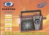 Everton Rt 800 Usb Radyo