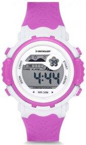 Dunlop Dun 404 G04 Işıklı Digital Kol Saati