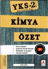 Yks Ayt 2. Oturum Kimya Özet Delta Kültür Yayınları