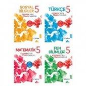 5.sınıf Kazanım Odaklı Soru Bankası Seti Tudem Yayınları