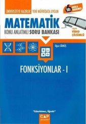 üniversiteye Hazırlık Matematik Fonksiyonlar 1 Çap Yayınları