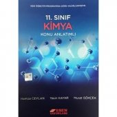 11. Sınıf Kimya Konu Anlatımlı Esen Yayınları