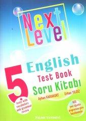 5. Sınıf Next Level English Test Book Soru Bankası Palme Yayınevi