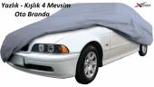 Volvo S60 Aracına Özel Oto Brandası 4 Mevsimlik...