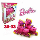Barbie Ayarlı Paten S (30 33)