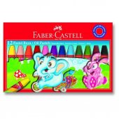 Faber Castell 12 Renk Pastel Boya