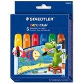Staedtler Noris Club Jel Pastel Boya Klasik 6 Renk