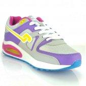 Jump 12535 Ortholite Taban Bayan Yürüyüş Koşu Spor Ayakkabısı