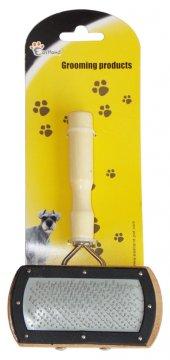 Eastland Ahşap Saplı Kedi Köpek Tarağı 10*18 Cm...
