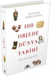 100 Objede Dünya Tarihi (Ciltli)