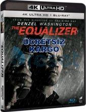 Equalizer Adalet 4k Ultra Hd+bls Ray 2 Disk