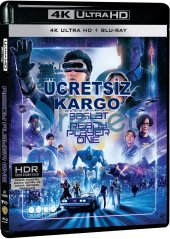 Ready Player One Başlat 4k Ultra Hd+blu Ray 2 Disk
