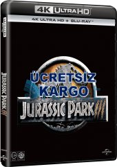 Jurassic Park Iıı 4k Ultra Hd+blu Ray 2 Disk