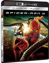 Spider Man 2 Örümcek Adam 2 4k Ultra Hd + Blu Ray
