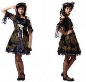 Bayan Korsan Kostümü 616