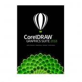 Corel Draw Graphics Suite 2018 1 Pc Education (Elektronik Lisans)